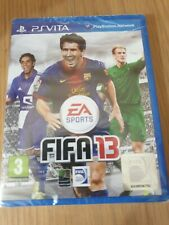 FIFA 13 SONY PS PLAYSTATION VITA GAME. BRAND NEW AND SEALED, PAL