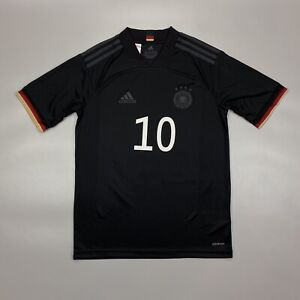 Germany #10 2020 2022 EURO 2021 Away Football Soccer Shirt Jersey Adidas EH6114
