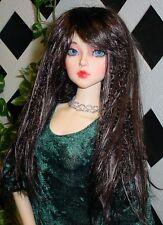 "DOLL Wig, Monique Gold ""J-Rock"" Size 8/9  - Nearly Black"