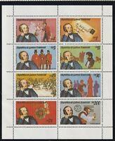 EQUATORIAL GUINEA 1979 ROWLAND HILL CENTENARY SOUVENIR SHEET MNH