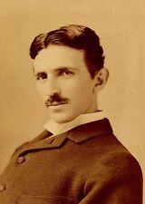 1895  Nikola Tesla- American Inventor- Electrical engineer- Mechanical Engineer