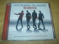 CLIFF RICHARD & THE SHADOWS CD Album REUNITED - 50th Anniversary 2009 EXCELLENT