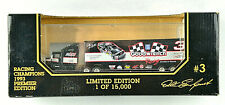1993 Racing Champions Dale Earnhardt Goodwrench 1:87 Transporter Premier Edition
