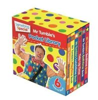 Something Special Mr Tumble's Pocket Library by  | Board book Book | 97814052708