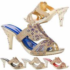 Slim High (3-4.5 in.) Party Women's Heels