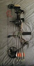 Bear Attitude Compound Bow W/Extras
