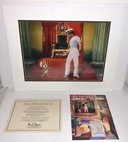 Tom And Jerry Cel Hanna Barbera Gene Kelly Signed Anchors Aweigh Artist Proof 1