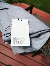NWT Suitsupply Wool Light Grey Men's Soho Trouser Dress Pant 50/34