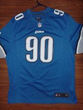 Detroit Lions Ndamukong Suh NFL Onfield Jersey XL Nike New With Tags 2011