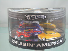 Hot Wheels CRUISIN' AMERICA Limited Edition Car Set