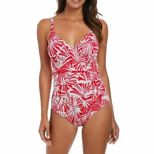 Fantasie Como Control Plunge Swimsuit/Swimming Costume Sunset 6638