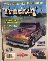 TRUCKIN' Magazine February 1984