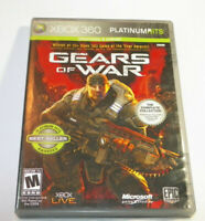 Gears of War -- Two-Disc Edition (Microsoft Xbox 360, 2008) Platinum Hits
