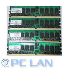 Nanya 4GB Kit (4 x 1GB) 1GB PC2-3200R Reg ECC Server RAM