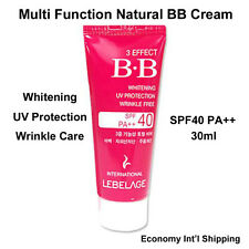 TPD Multi Function Korea Natural Cover BB Cream SPF40 PA++ 30ml Whitening + Gift