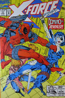 X-FORCE #11 ( 1st app Domino, 5th app Deadpool ) Vol, 1 Marvel comics ... NM