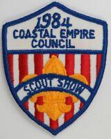 Coastal Empire Council 1984 Scout Show [H3631]
