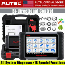 Autel MP808 OBD2 Automotive Scanner OE-level OBD Diagnostic Scan Tool Key Coding