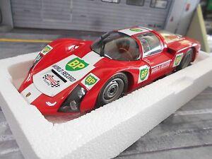 PORSCHE 906 KH World speed Record BP 1967 1/300 limited Kurzheck Minichamps 1:18