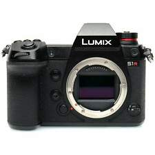 Panasonic Lumix S1R Digital Mirrorless Camera Body (Boxed)