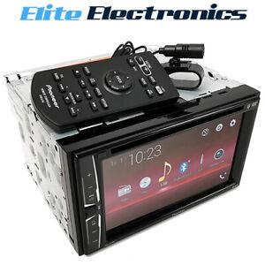 "Pioneer AVH-A215BT 6.2"" Bluetooth Smartphone DVD CD Player Receiver"