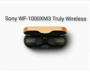 Sony WF-1000XM3 Noise Cancelling True Wireless Headphones - Black