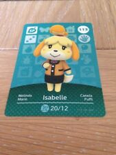 Carte Amiibo Animal Crossing - 113 Marie