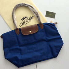 Authentic  Longchamp - Le Pliage  tote bag ( Indigo L )