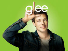 "Cory Monteith Glee 14 x 11"" Photo Print"