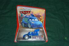 Rare Disney Pixar Cars Diecast DJ World of Cars #52 NEW & SEALED MISP