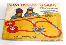 Vintage années 1970 Child Guidance Toys ~ géant double-O-huit ~ d'exploitation Railway