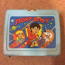 Sport-Billy Plastic Lunch Box 1982