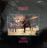 BUZZCOCKS ~ Singles Going Steady ~ 1981 UK Liberty 16-trk compilation vinyl LP