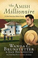 The Amish Millionaire: by Wanda & Jean Brunstetter **NEW** BCA60 BD