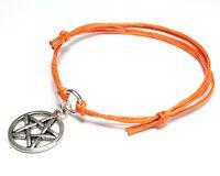 Variety Of Tibetan Silver Charm Cord Friendship Wish Bracelet Lots Of Designs
