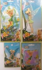 DISNEY FAIRIES (TINKERBELL) EMBROIDERED IRON ON PATCH / APPLIQUE 1 PACK