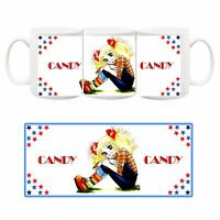 Candy Candy Terence Anthony Procione Clean Tazza Ceramica Mug Cup Anime Manga #2
