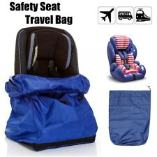 Baby Toddler Car Seat Travel Bag Folding Auto Seat Storage Bag Cover Backpack