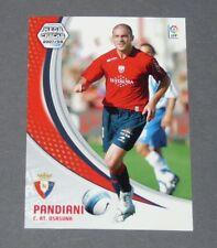 PANDIANI URUGUAY C. AT. OSASUNA ESPAGNE PANINI CARD MGK FOOTBALL LIGA 2007-2008