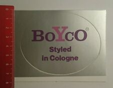 Aufkleber/Sticker: Boyco Styled in Cologne (060916194)