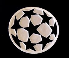 Retro 1996-2003 UCL Starball Football Soccer Badge Patch