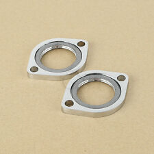 Exhaust Flange Screamin' Eagle Gasket For Harely Touring Dyna Fat Bob Softail