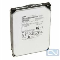 8TB SAS 128 MB 12Gb/s 7.2K 512e HGST Ultrastar He8 HUH728080AL5204 HDD Low Hours