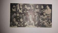 Renville Minnesota High School 1906 Mini Football Team Picture Rare!