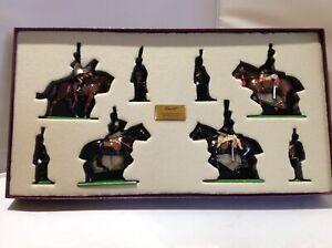 William Britain Limited Edition Hamleys Hussar Regiment of British Army 00318