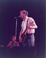 PETE TOWNSHEND PHOTO 1982 HUGE 10INCH UNRELEASED THE WHO UNIQUE IMAGE VALUABLE