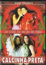 Calcinha Preta. Ao vivo en Belem do Pará. Mágica Show Histórico DVD-2