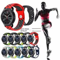 Band Wrist Watch Strap For Samsung Gear S2/S3 Sport Classic Frontier 20/22mm