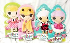 4X NEW LALALOOPSY DOLL Fashion Clothing Outfit Clothes Dress / Towel / Costume