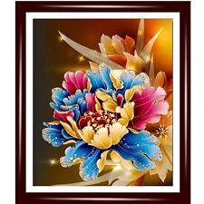 set de loisir créatif fleur